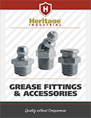Heritage Industrial Grease Fittings