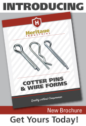 Heritage Industrial Cotter Pins & Wire Forms