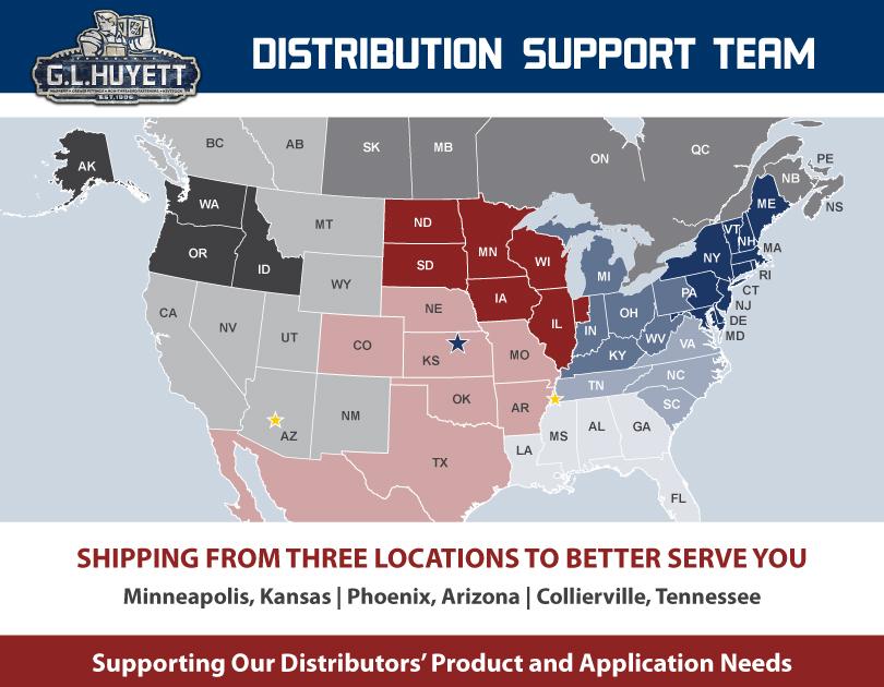 Distribution Support Team