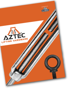 G.L. Huyett Aztec Lifting Hardware Catalog