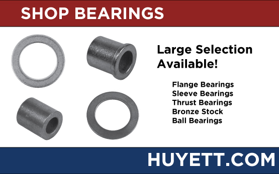 Shop bearings on Huyettdotcom