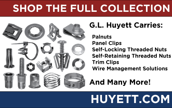 Shop the full collection of engineered fasteners on Huyettdotcom