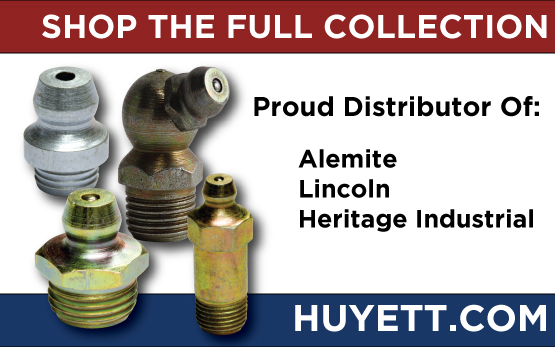 Shop the full collection of grease fittings on Huyettdotcom