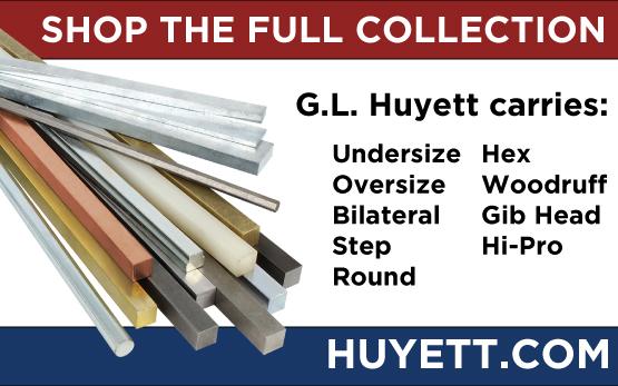 Shop the full collection of key stock and machine keys on Huyettdotcom