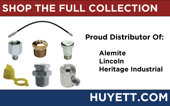 Shop the full collection of lubrication accessories on Huyettdotcom