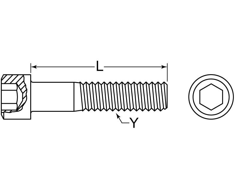 Cap Screw Measurement