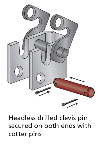 Headless Clevis Pin