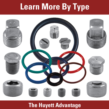 Learn more by o-ring type