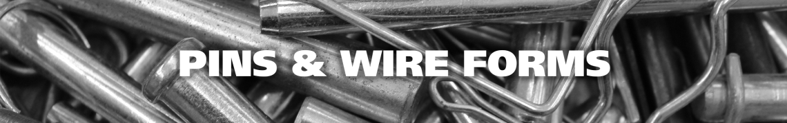 Pins and Wire Forms at Huyett.com