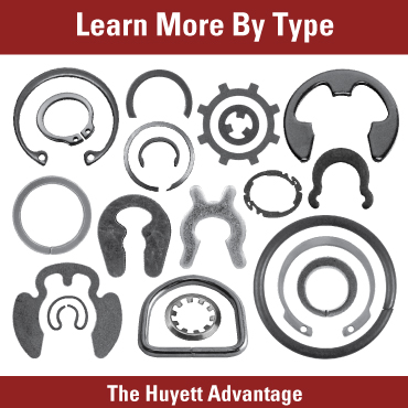 Learn more by retaining ring type