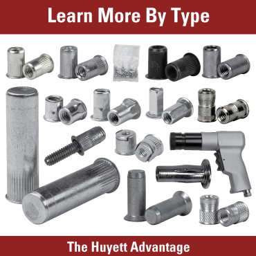 Learn more by rivet nut type