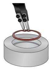 Internal Snap Ring Pliers