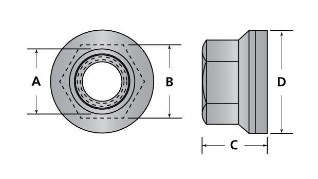Two Piece Disc-Lock