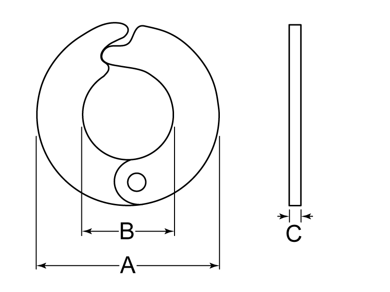 Quick Repair Tech Drawing