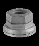 Disc-Lock Wedge Locking Safety Wheel Nut