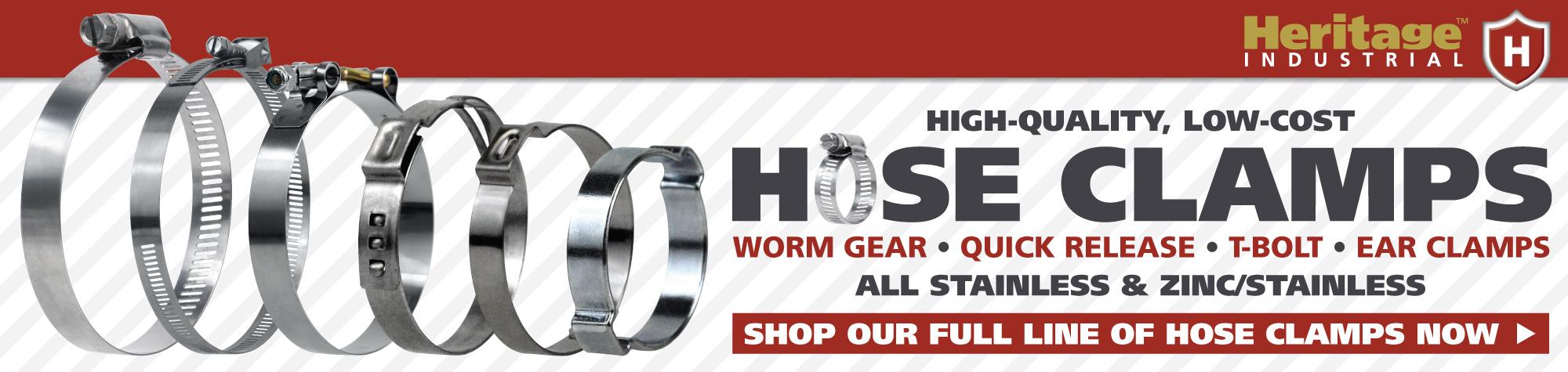 HI Hose Clamps 2021