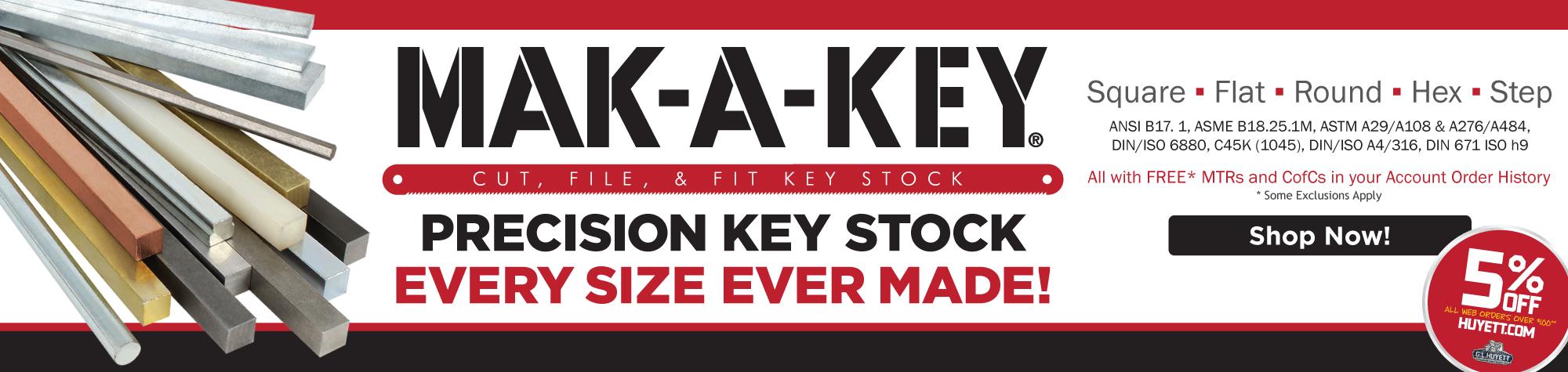MAKAKEY-KeyStock