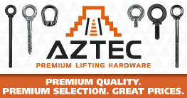 Aztec Lifting, Rigging, and Suspension Hardware