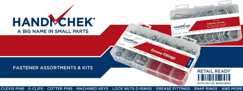 Handi-Chek Fastener Assortments and Kits
