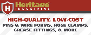 Heritage Industrial: High-Quality, Low-Cost fasteners