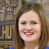 Portrait of Sarah Sinnett, Vice President - Marketing and Technology of G.L. Huyett