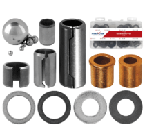 Balls, Bearings, & Bushings