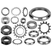 Bearing & Shaft Retention