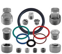 O-Rings & Pipe Plugs
